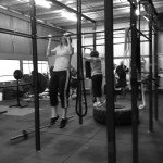 4 Rounds for Time 200 Meter Run 8 Front Squats 135/115 12 Pull-Ups 24 Double-Unders (3 x singles)