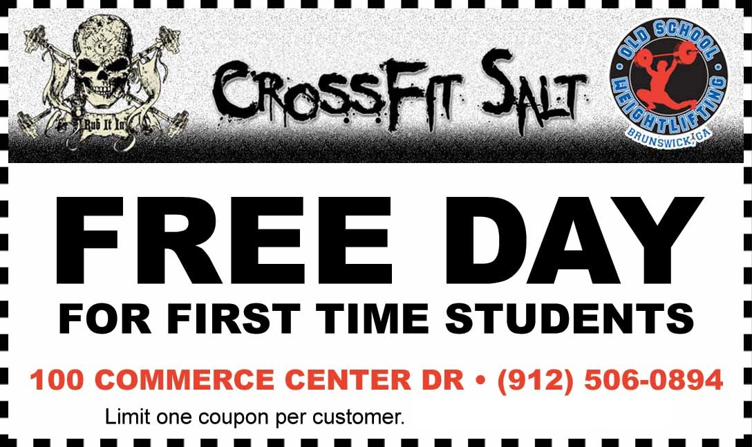 CrossFit Coupon