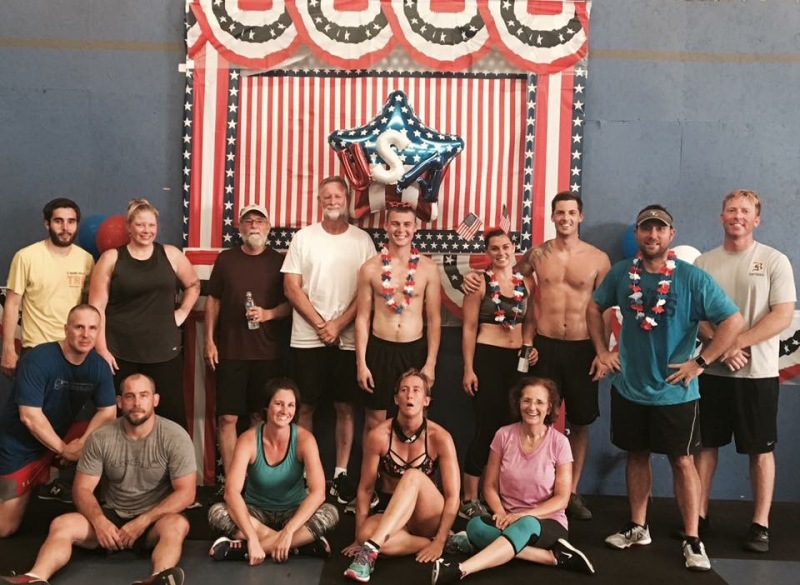 Happy Memorial Day 2017 from CrossFit Salt